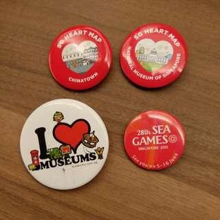 SG badges
