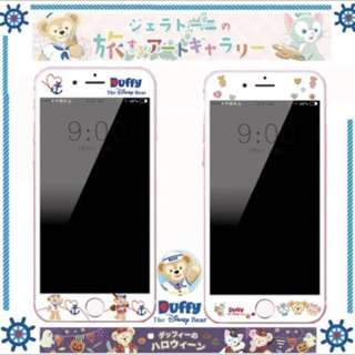 Duffy iPhone mon 貼