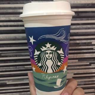 Starbucks Reusable Cups in Pilipinas