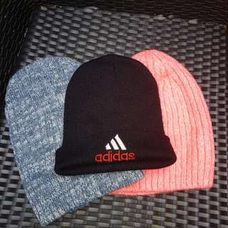 Beanies (Assorted 3 for $5)