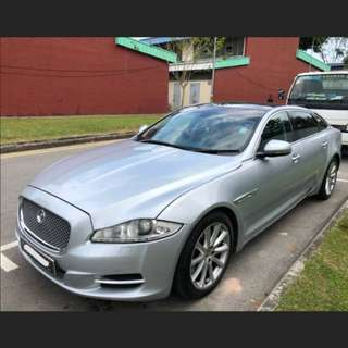 Jaguar XJ5.0L AT