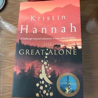 Kristin Hannah - the great alone