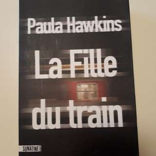 La fille du train - Paula Hawkins (French)