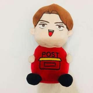 EXO SEHUN post box doll *RARE!*