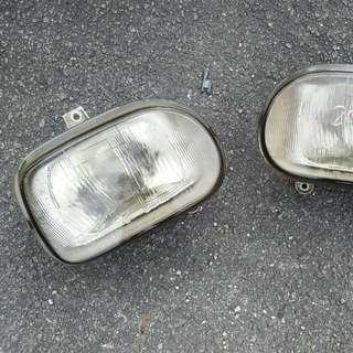 Lampu L200 trxx parco