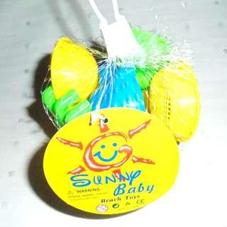 Charity Sale! Sunny Baby Beach Toys Brand New