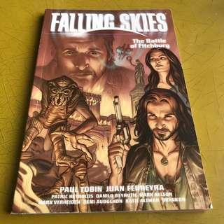 Falling Skies, Digest Tradepaperback
