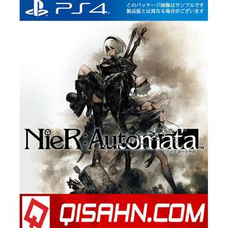 Playstation 4 Nier Automata