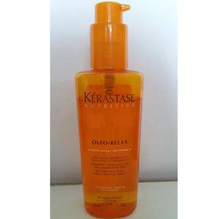 Kerasite Nutritive OLEO-RELAX Smoothing Controlling Care 125ml