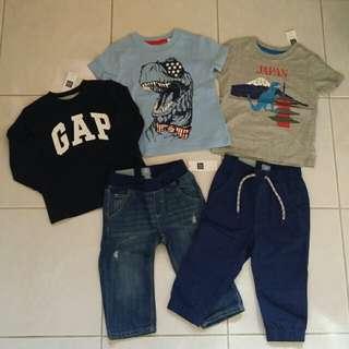 [Free Postage] Gap kidswear