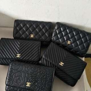 chanel 5A bag