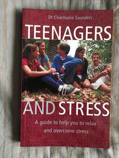 Teenagers and Stress by Dr Charmaine Saunders