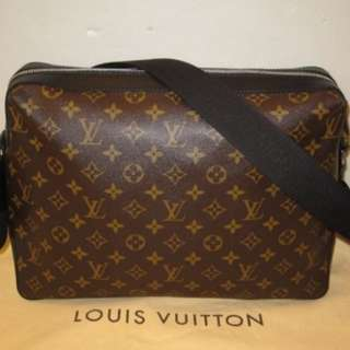 Louis Vuitton Macassar Torres Messenger Bag Excellent