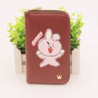 COOKY / TATA / CHIMMY LEATHER WALLET