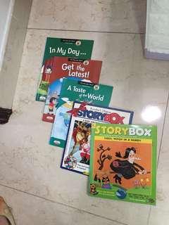 兒童故事書/ story book