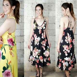 Paris Long Dress