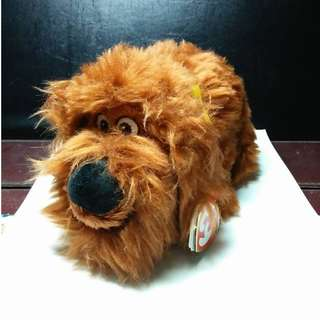 ty Beanie Babies The Secret Life of Pets Duke Stuffed Toy