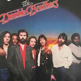The Doobie Brothers: One Step Closer LP