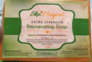 Skin Magical Rejuvenating Soap