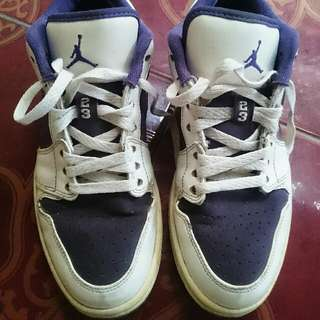 Nike Air Jordan 1 Fat Low