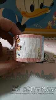迪士尼 tsum tsum可撕貼memo