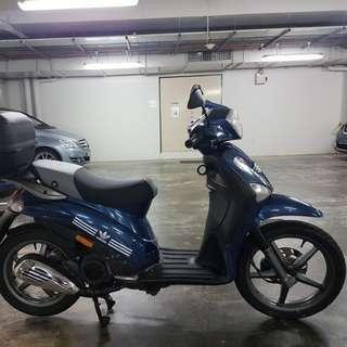 Piaggio Liberty 200cc