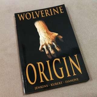 Wolverine Origin