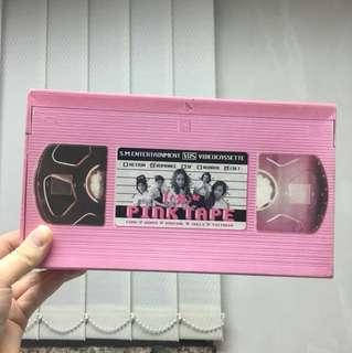 fx Pink Tape album