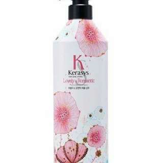 Perfume shampoo 600ml