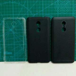 3個紅米Note 4X 手機套
