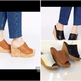 "4"" wedge size:35-40"