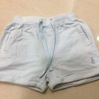 Hush puppies Light Blue Shorts