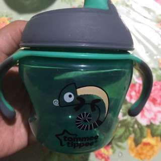 Training cup tommee tippee