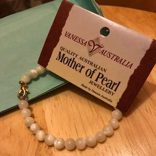 Vanessa Australia - Mother of Pearl -bracelet
