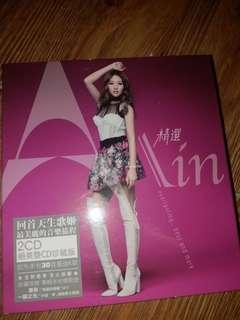a lin 精選 99新 雙cd