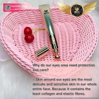 Wowo peptide eye cream