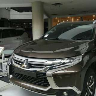ALL NEW PAJERO SPORT DAKAR 4X2