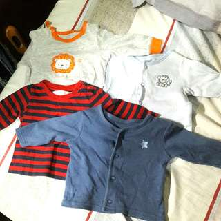 TAKE ALL 4! SLEEVES ON SHIRT