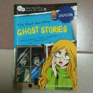 The Most Haunting...Ghost Stories : Russia