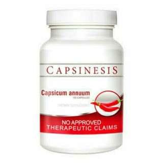 CAPSINESIS (capsicum anuum)