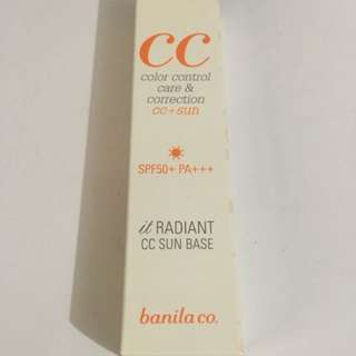 IT RADIANT CC Sun Base - SPF50+ PA+++