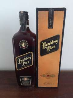 Bundaberg Black 1988 Vat 136