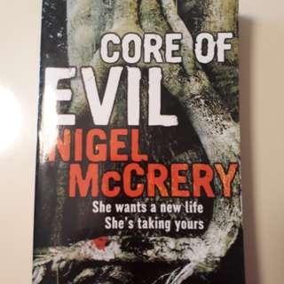 Core of evil - Nigel Mc Crery