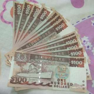 Old Sg Note
