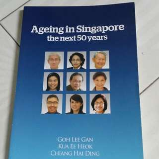Ageing in Singapore, the next 50 years