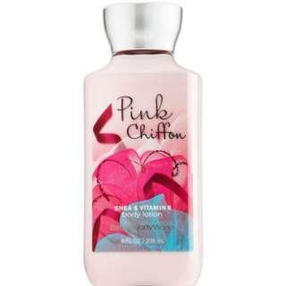 Bath and Body Works - Pink Chiffon