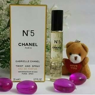 Chanel No 5 travel size 20 ml