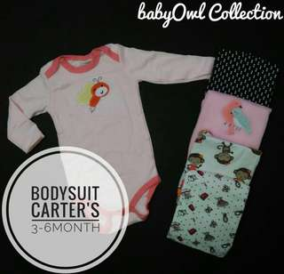 Carter's Bodysuit 5 in 1