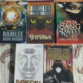 Novel Seram Ramlee Awang Mursyd