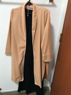 ... inner tight and cardigan ... (woman/ladies)